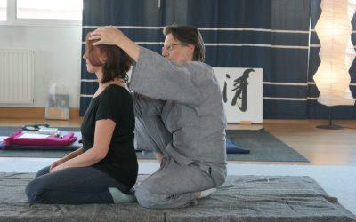 Interview : Frans Copers, maître de shiatsu et seiki soho