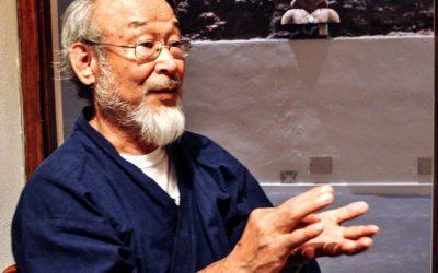Interview d'Eiji Mino: le maître qui plantait des fleurs