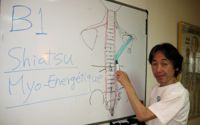 Interview of Hiroshi Iwaoka: founder of myo-energetics