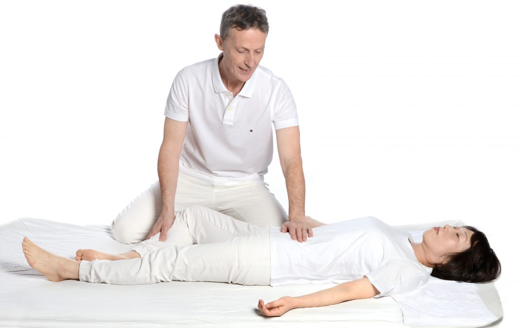 Interview Philippe Vandenabeele: a journey from Shiatsu to Ampuku