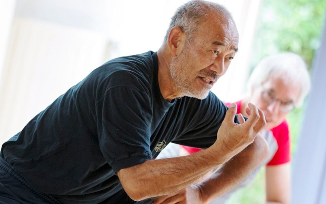 Interview Kazunori Sasaki: at the heart of Iokai Shiatsu