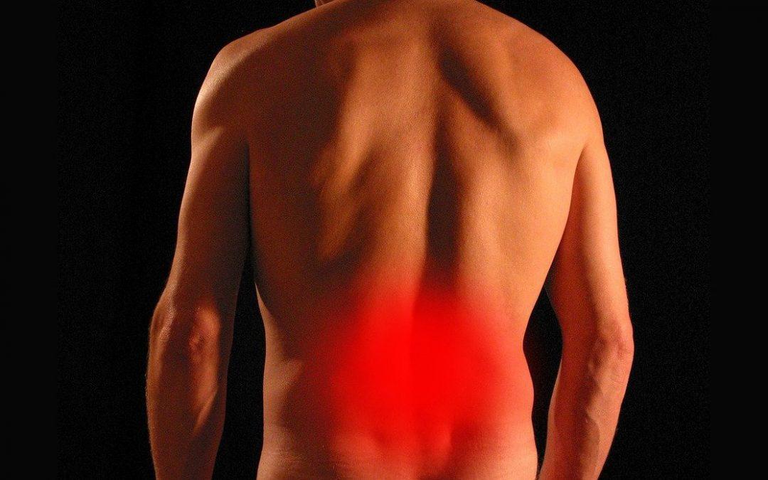 Douleur lombaire : l'origine alimentaire