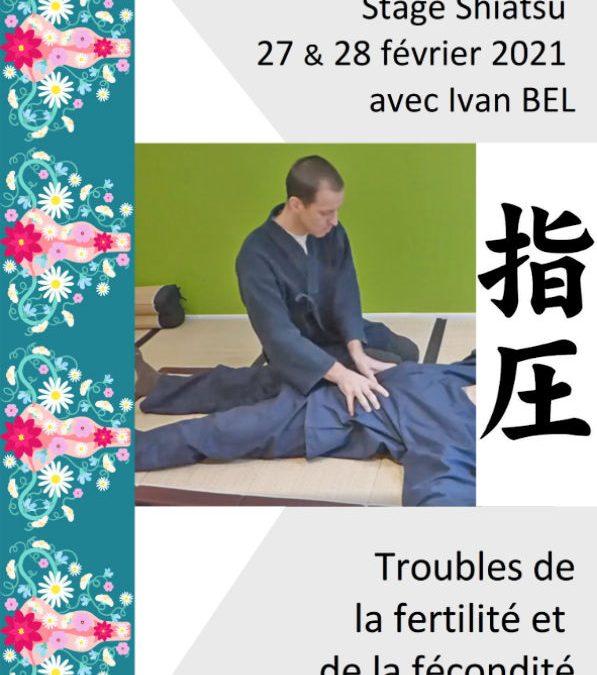 Stage Shiatsu à Clairefontaine – 27, 28 février 2021