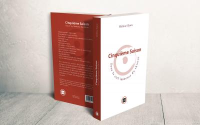 """Livre : """"Cinquième saison"""" d'Hélène Korn"""