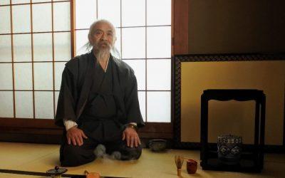 Interview de Nobuyuki Takeuchi : fondateur du Yin Shiatsu