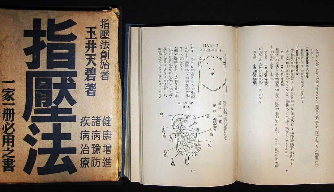 Les racines du Shiatsu : Shiatsu-Ho et Tenpeki Tamaï – 2